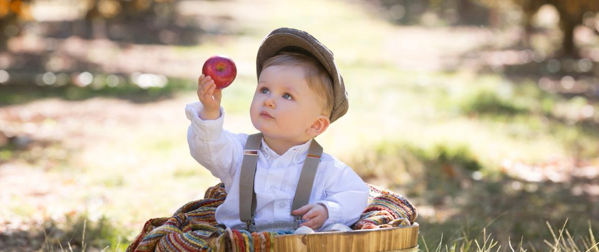 Kieran, Apple Hill Farm—One Year Milestone