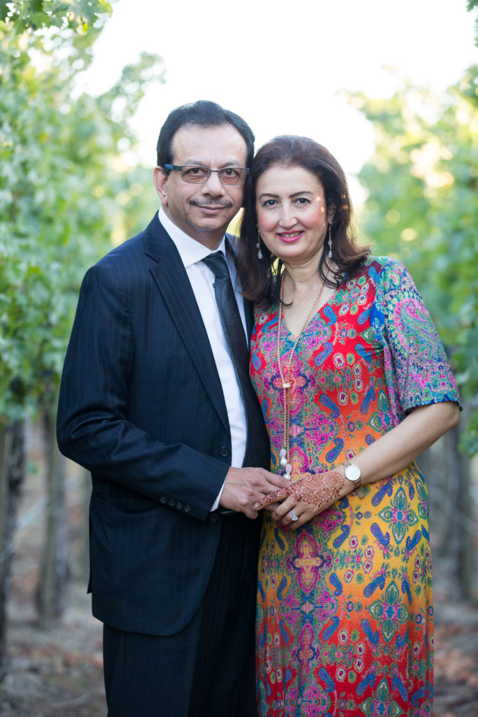 Indigo Photography - Rajan & Preeta 25th Anniversary Party Concannon Vineyard